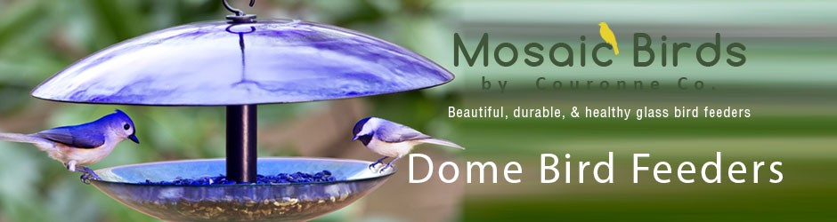 Dome Bird Feeders