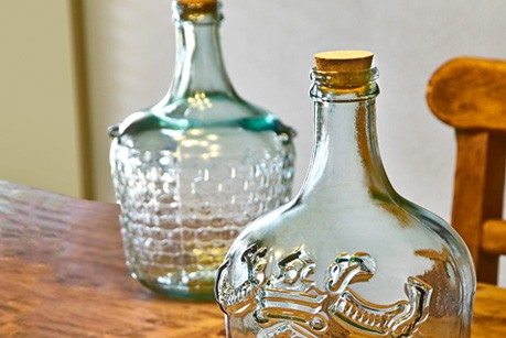 Glass Vases And Glass Jar Decor Couronne Co