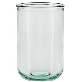 13.5 oz classico recycled glass candle container