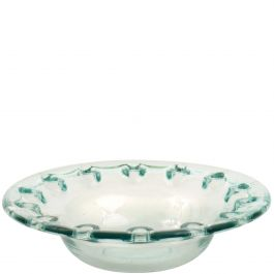 Small Ribbon Glass Bowl
